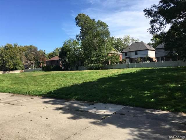 0-Lot 532/ Figueroa Avenue, Dearborn Heights, MI 48127 (MLS #R219103252) :: Berkshire Hathaway HomeServices Snyder & Company, Realtors®