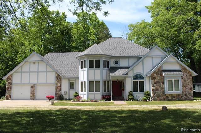 1165 E Heil Road, Gladwin, MI 48624 (MLS #R219123172) :: Berkshire Hathaway HomeServices Snyder & Company, Realtors®