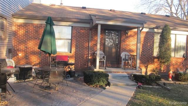 27132 Winchester Street, Brownstown, MI 48183 (MLS #R2200004422) :: Berkshire Hathaway HomeServices Snyder & Company, Realtors®
