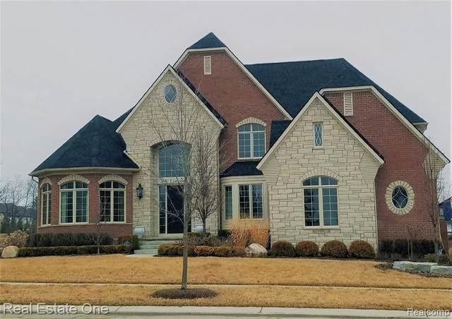 55789 Buckthorn (Unit #30) Drive, Shelby, MI 48316 (MLS #R2200023663) :: Berkshire Hathaway HomeServices Snyder & Company, Realtors®