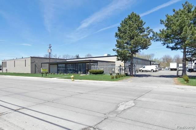 13240 Capital Street, Oak Park, MI 48237 (MLS #R2200026246) :: Berkshire Hathaway HomeServices Snyder & Company, Realtors®