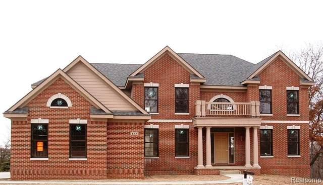 0 Forest Gate, Grand Blanc, MI 48439 (MLS #R2200042658) :: Berkshire Hathaway HomeServices Snyder & Company, Realtors®