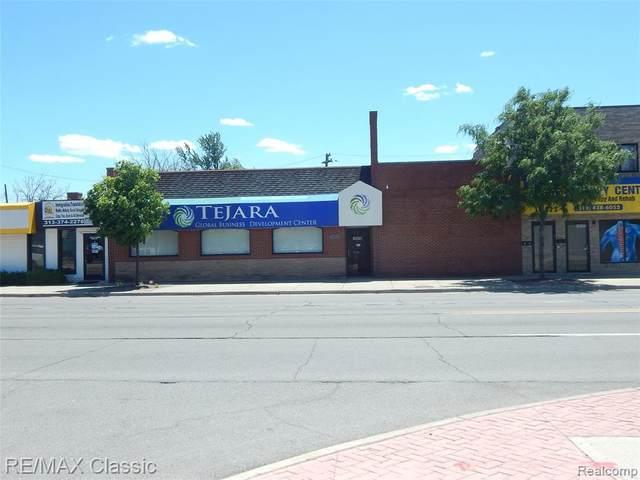 10415 Warren Ave Avenue, Dearborn, MI 48126 (MLS #R2200043545) :: Berkshire Hathaway HomeServices Snyder & Company, Realtors®