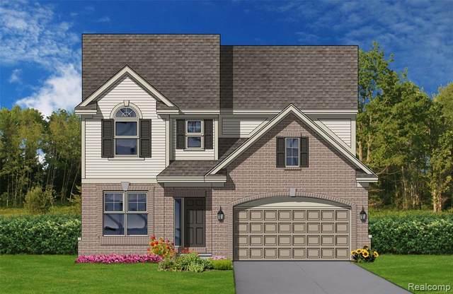 4025 Persimmon Drive, Ypsilanti, MI 48197 (MLS #R2200060484) :: Berkshire Hathaway HomeServices Snyder & Company, Realtors®