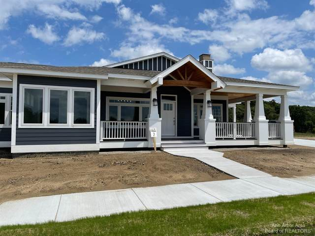 4262 Duck Drive #15, Ann Arbor, MI 48103 (MLS #3276083) :: Berkshire Hathaway HomeServices Snyder & Company, Realtors®