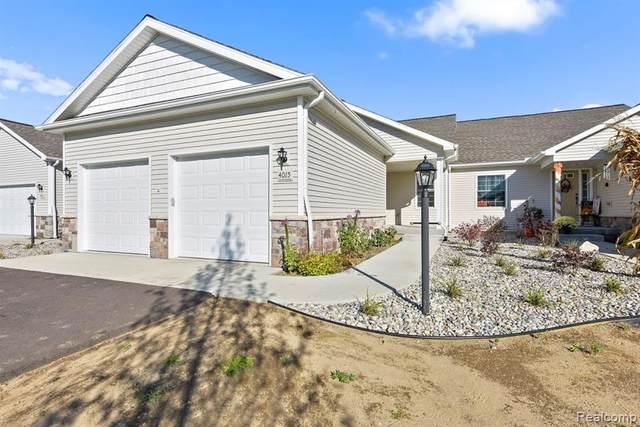 4015 Eastbridge Circle Road, Stockbridge, MI 49285 (MLS #R2200083720) :: Berkshire Hathaway HomeServices Snyder & Company, Realtors®