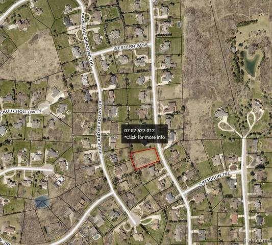 0 Covered Wagon Trail, Flint, MI 48532 (MLS #R2200088005) :: Berkshire Hathaway HomeServices Snyder & Company, Realtors®