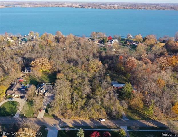 0 Parke Lane, Grosse Ile, MI 48138 (MLS #R2200090052) :: Berkshire Hathaway HomeServices Snyder & Company, Realtors®