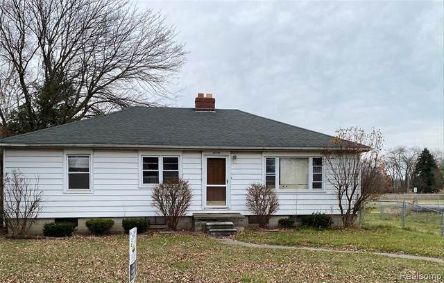 26781 Allen Road, Woodhaven, MI 48183 (MLS #R2200094810) :: Berkshire Hathaway HomeServices Snyder & Company, Realtors®