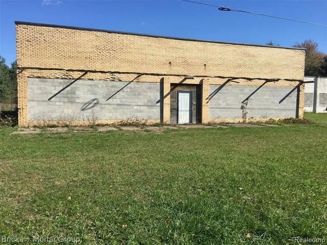 5860 W Saginaw Road, Coleman, MI 48618 (MLS #R2200096305) :: Berkshire Hathaway HomeServices Snyder & Company, Realtors®