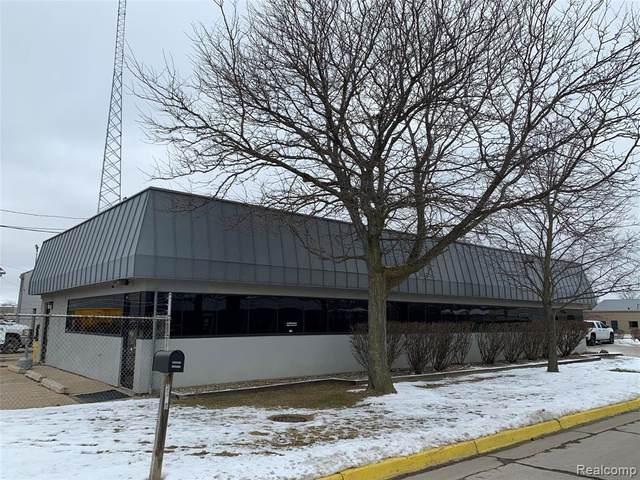 3368 Associates Drive, Burton, MI 48529 (MLS #R2210002237) :: Berkshire Hathaway HomeServices Snyder & Company, Realtors®