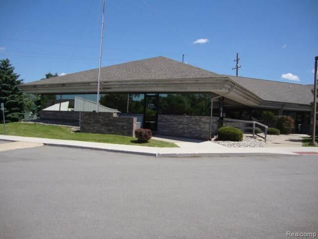 1100 S Linden Road, Flint, MI 48532 (MLS #R2210003240) :: Berkshire Hathaway HomeServices Snyder & Company, Realtors®