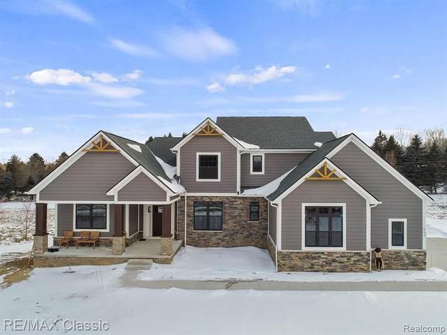 4261 Mccormick Drive, Linden, MI 48451 (MLS #R2210007405) :: Berkshire Hathaway HomeServices Snyder & Company, Realtors®