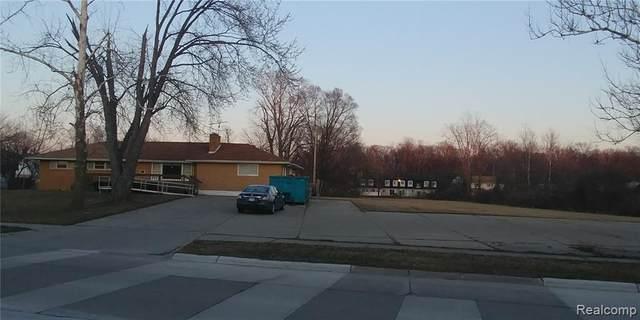 15475 Pardee Road, Taylor, MI 48180 (MLS #R2210011878) :: Berkshire Hathaway HomeServices Snyder & Company, Realtors®