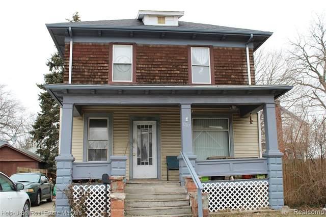 1207 Lapeer Avenue, Port Huron, MI 48060 (MLS #R2210013401) :: Berkshire Hathaway HomeServices Snyder & Company, Realtors®