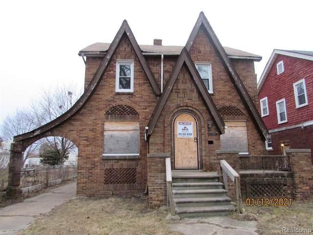 17319 Runyon Street, Detroit, MI 48234 (MLS #R2210005526) :: Berkshire Hathaway HomeServices Snyder & Company, Realtors®