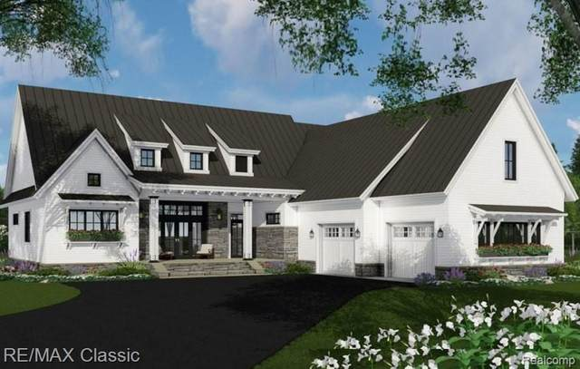 4420 Ford Avenue, Linden, MI 48451 (MLS #R2210015245) :: Berkshire Hathaway HomeServices Snyder & Company, Realtors®