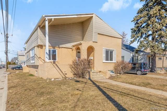 31 E Granet Avenue, Hazel Park, MI 48030 (MLS #R2210015047) :: Berkshire Hathaway HomeServices Snyder & Company, Realtors®