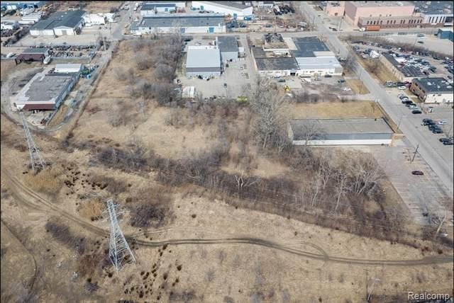19497 Glendale, Detroit, MI 48223 (MLS #R2210015725) :: Berkshire Hathaway HomeServices Snyder & Company, Realtors®