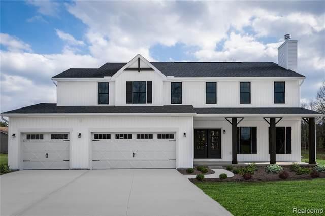 0-TBD (Uni W Auburn Trail, Brighton, MI 48114 (MLS #R2210015646) :: Berkshire Hathaway HomeServices Snyder & Company, Realtors®