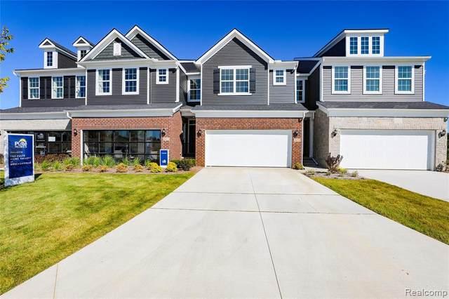 4860 Broomfield Way #59, Lake Orion, MI 48359 (MLS #R2210019288) :: Berkshire Hathaway HomeServices Snyder & Company, Realtors®