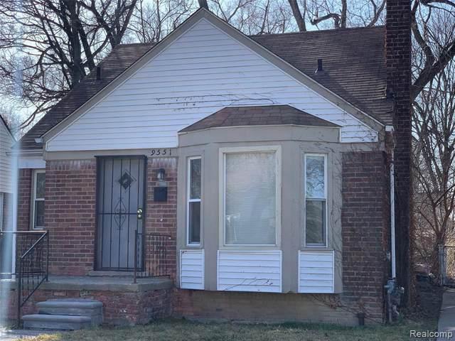 9551 Patton Street, Detroit, MI 48228 (MLS #R2210019420) :: Berkshire Hathaway HomeServices Snyder & Company, Realtors®