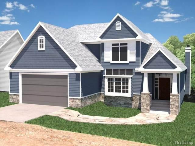 2 Cushing Street, Lake Orion, MI 48362 (MLS #R2210021375) :: Berkshire Hathaway HomeServices Snyder & Company, Realtors®