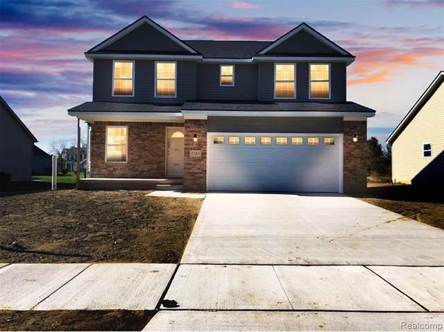 2052 Teton, Monroe, MI 48162 (MLS #R2210024691) :: Berkshire Hathaway HomeServices Snyder & Company, Realtors®