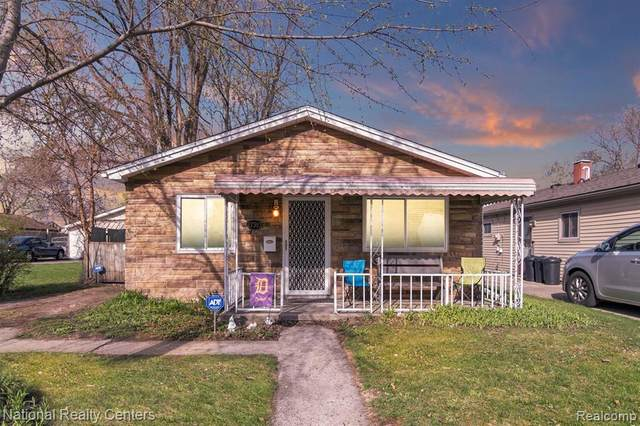 27393 Park, Madison Heights, MI 48071 (MLS #R2210023690) :: Berkshire Hathaway HomeServices Snyder & Company, Realtors®