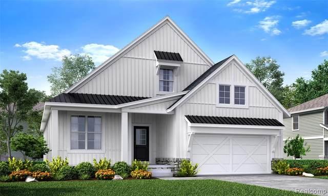 6439 Hawthorne Avenue, Ypsilanti, MI 48197 (MLS #R2210026786) :: Berkshire Hathaway HomeServices Snyder & Company, Realtors®