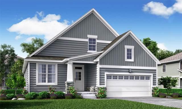6412 Hawthorne Avenue, Ypsilanti, MI 48197 (MLS #R2210026790) :: Berkshire Hathaway HomeServices Snyder & Company, Realtors®