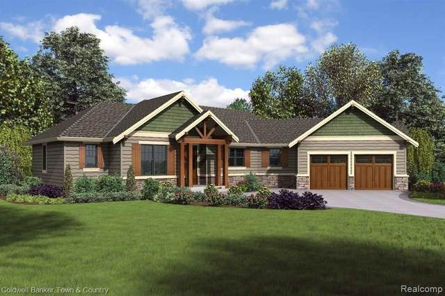 0-TBD E Auburn (Lot 46) Trail, Brighton, MI 48114 (MLS #R2210019427) :: Berkshire Hathaway HomeServices Snyder & Company, Realtors®