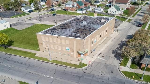 15800 Michigan Avenue, Dearborn, MI 48126 (MLS #R2210027708) :: Berkshire Hathaway HomeServices Snyder & Company, Realtors®