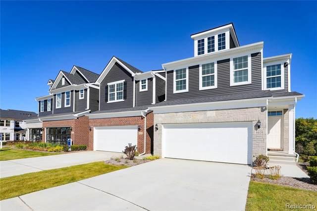 4770 Broomfield Way #44, Lake Orion, MI 48359 (MLS #R2210027784) :: Berkshire Hathaway HomeServices Snyder & Company, Realtors®