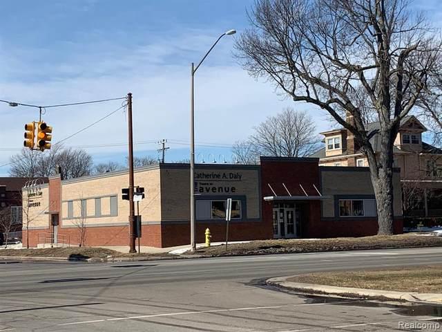 2656 Biddle Avenue, Wyandotte, MI 48192 (MLS #R2210027656) :: Berkshire Hathaway HomeServices Snyder & Company, Realtors®