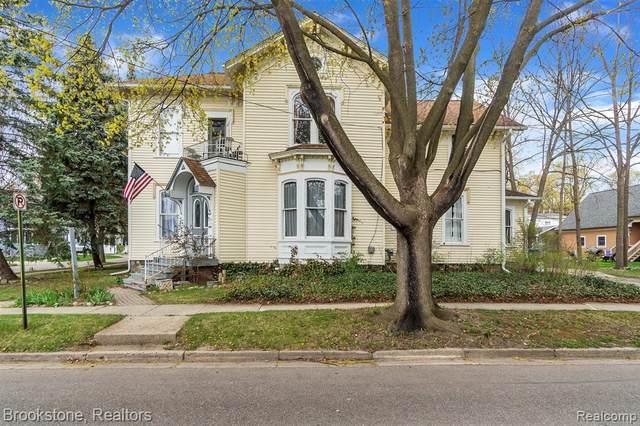 605 N Calhoun Street, Lapeer, MI 48446 (MLS #R2210024671) :: Berkshire Hathaway HomeServices Snyder & Company, Realtors®