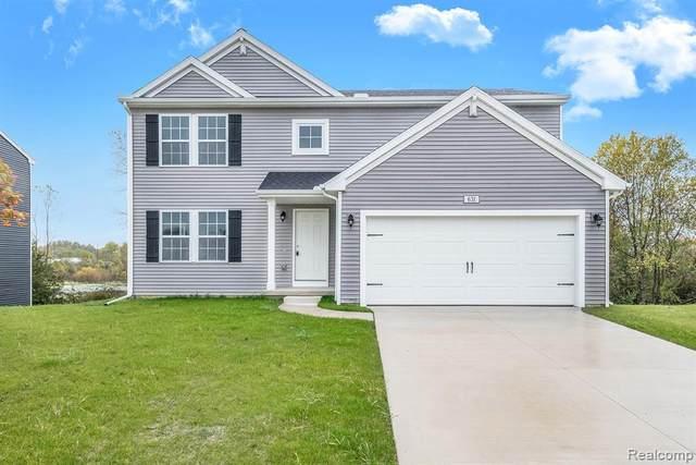 1453 Weatherstone Lane, Howell, MI 48843 (MLS #R2210030641) :: Berkshire Hathaway HomeServices Snyder & Company, Realtors®