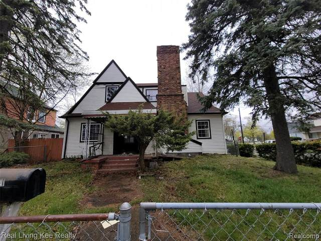 891 Spence Street, Pontiac, MI 48340 (MLS #R2210031300) :: Berkshire Hathaway HomeServices Snyder & Company, Realtors®