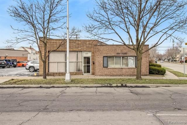 15706 Michigan Avenue, Dearborn, MI 48126 (MLS #R2210031323) :: Berkshire Hathaway HomeServices Snyder & Company, Realtors®