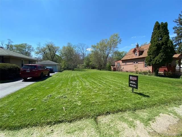 124 S Hamilton Street, Ypsilanti, MI 48197 (MLS #R2210030676) :: Berkshire Hathaway HomeServices Snyder & Company, Realtors®