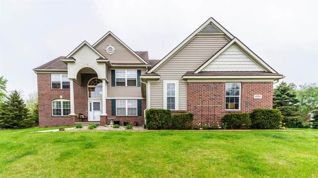6755 N Meadows Pass, Dexter, MI 48130 (MLS #3280655) :: Berkshire Hathaway HomeServices Snyder & Company, Realtors®