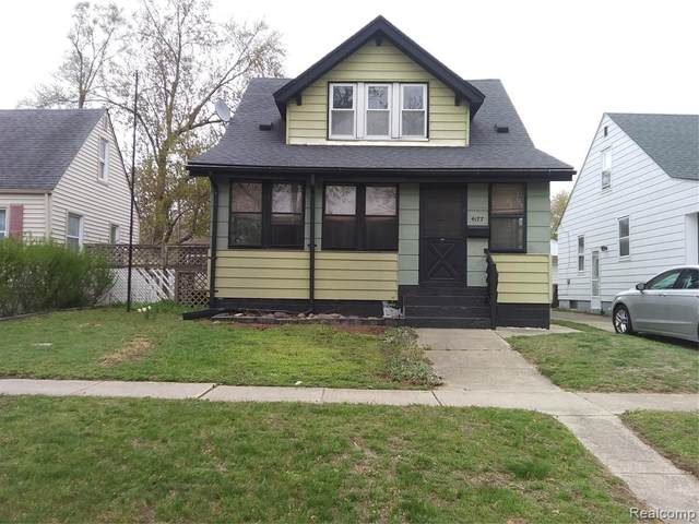 4177 Washington Street, Wayne, MI 48184 (MLS #R2210031853) :: Berkshire Hathaway HomeServices Snyder & Company, Realtors®