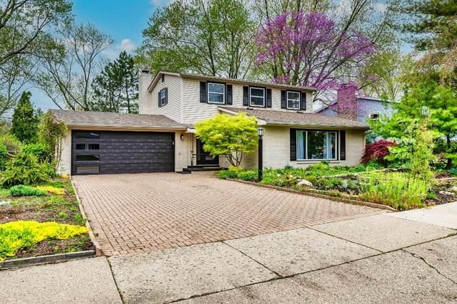 1834 Mershon Drive, Ann Arbor, MI 48103 (MLS #3280350) :: Berkshire Hathaway HomeServices Snyder & Company, Realtors®