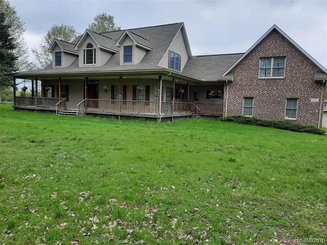 3041 Bishop Road, Almont, MI 48428 (MLS #R2210032422) :: Berkshire Hathaway HomeServices Snyder & Company, Realtors®