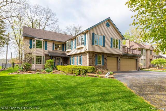 7511 Ferry Road, Grosse Ile, MI 48138 (MLS #R2210032131) :: Berkshire Hathaway HomeServices Snyder & Company, Realtors®