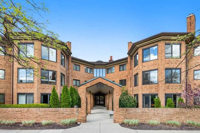 2125 Nature Cove Court #210, Ann Arbor, MI 48104 (MLS #3280714) :: Berkshire Hathaway HomeServices Snyder & Company, Realtors®