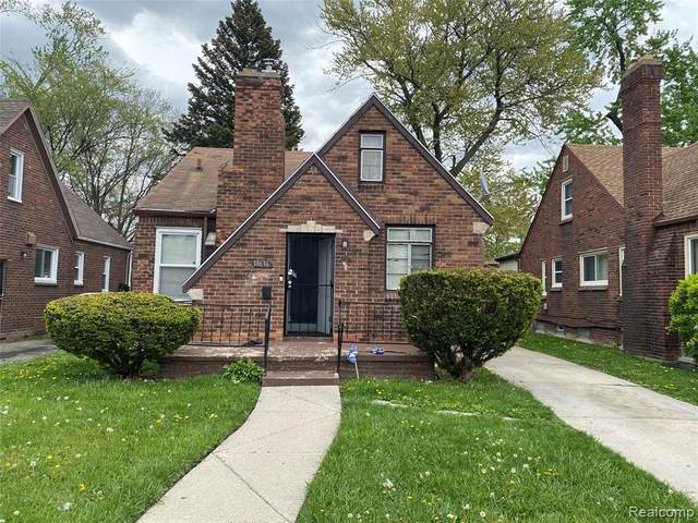 18636 Robson Street, Detroit, MI 48235 (MLS #R2210032708) :: Berkshire Hathaway HomeServices Snyder & Company, Realtors®