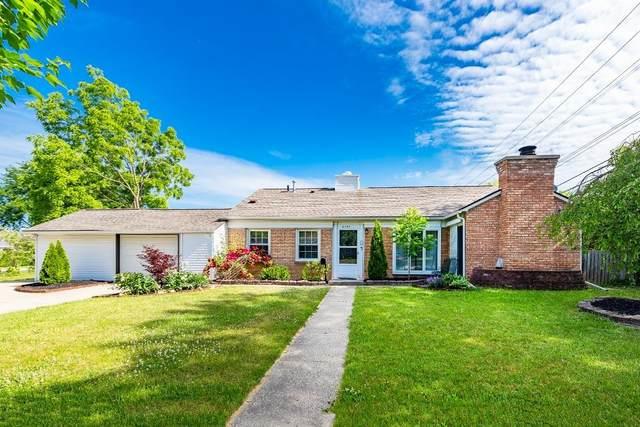 2424 N Circle Drive, Ann Arbor, MI 48103 (MLS #3280735) :: Berkshire Hathaway HomeServices Snyder & Company, Realtors®