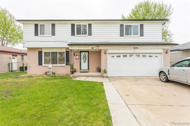 2624 Michael Drive, Sterling Heights, MI 48310 (MLS #R2210031819) :: Berkshire Hathaway HomeServices Snyder & Company, Realtors®