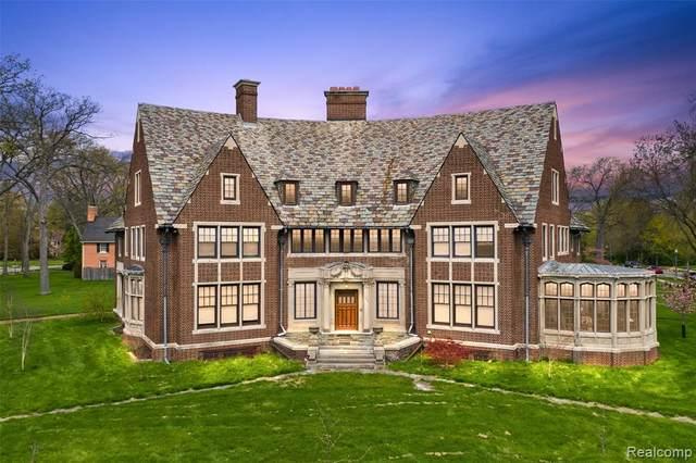 1830 Balmoral Drive, Detroit, MI 48203 (MLS #R2210031555) :: Berkshire Hathaway HomeServices Snyder & Company, Realtors®